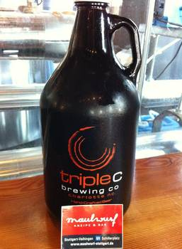 Triple C Brew, North Carolina, USA