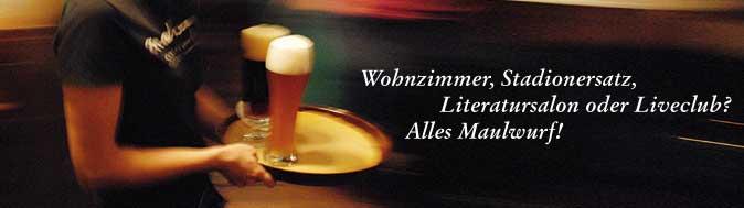 Maulwurf Kneipe Und Bar In Stuttgart Startseite